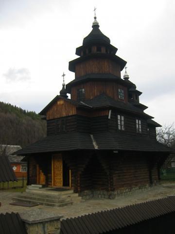 церковь (без единого гвоздя)