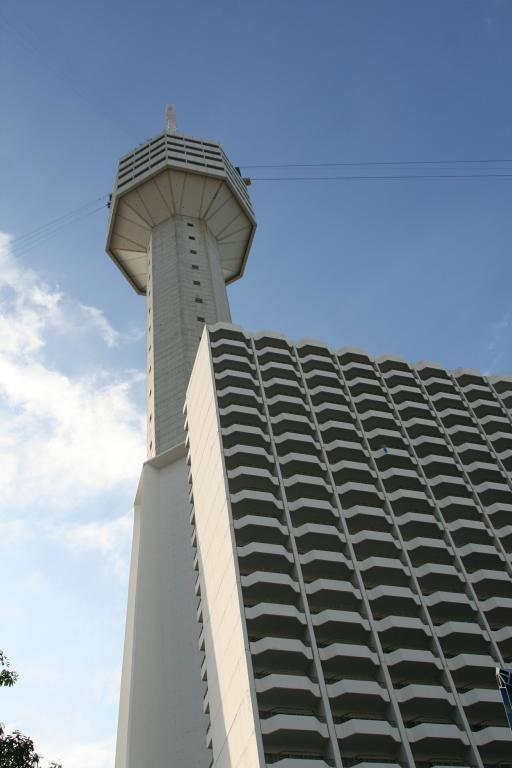 Башня в Паттайе