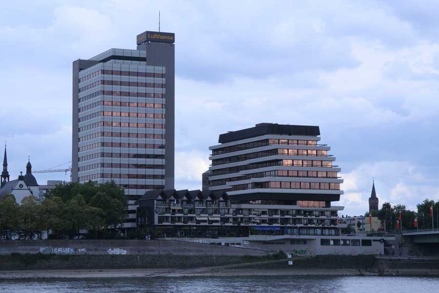 Здание в Кёльне