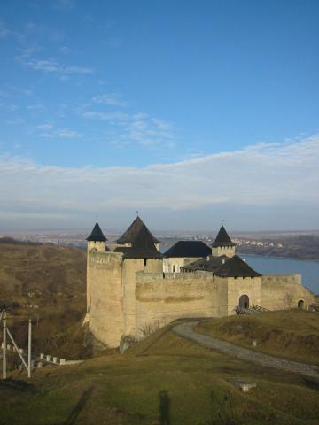 замок (город Каменец-Подольский)