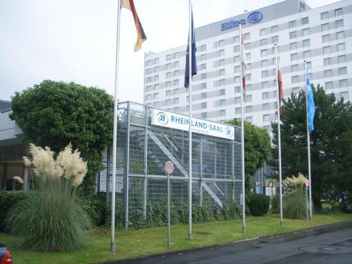 гостиница Хилтон Дюссельдорф