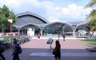 Вокзал в Кёльне
