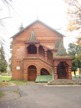 Палаты удельных князей. 1482 г. Углич