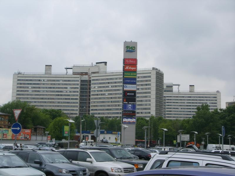 Общественное здание ( 4-ый загородный проезд )