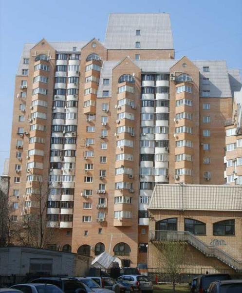 Дом gt многоэтажные дома gt архитектура