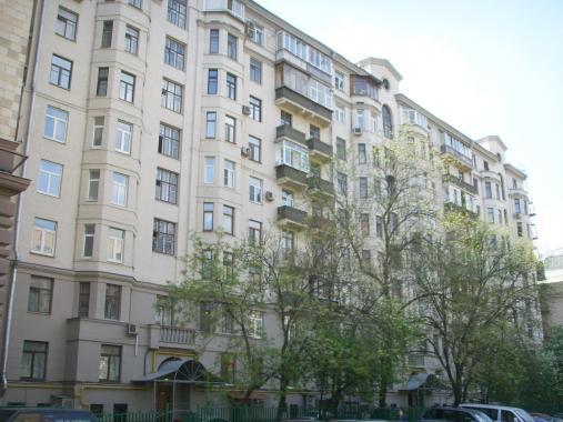 жилое здание на ул. 2-ая Тверская-Ямская