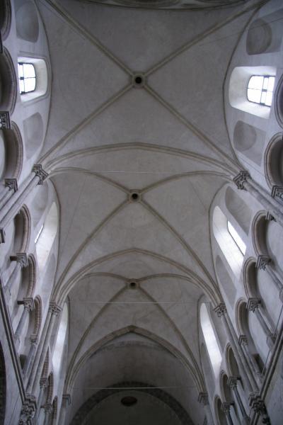 Романский собор в Кёльне ( свод )