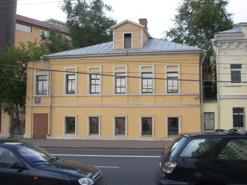 ул. Таганская, дом 5, г. Москва