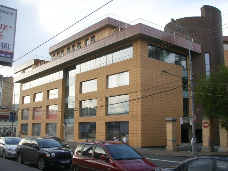 ул. Таганская, дом 3, г. Москва Таганский пассаж