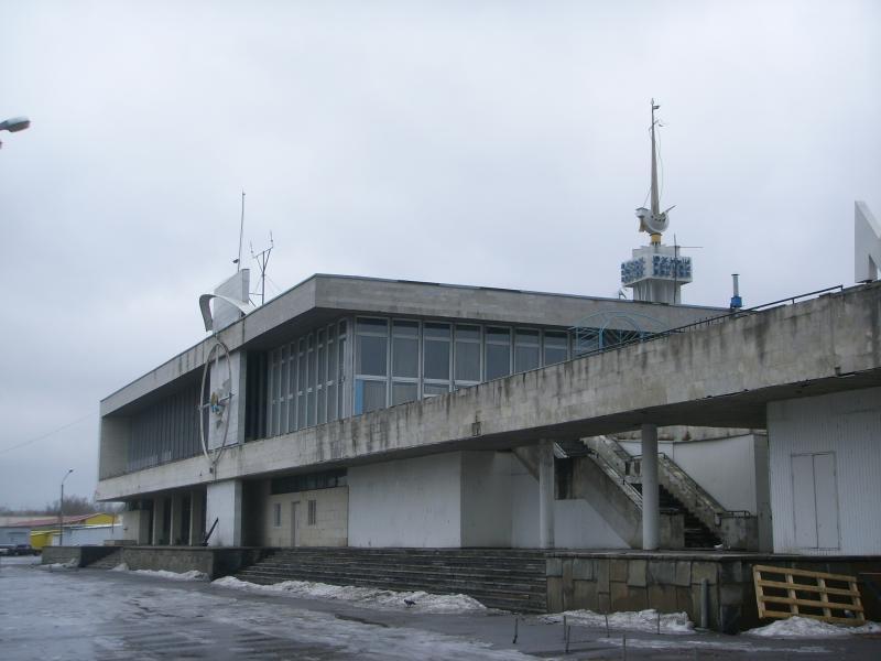 Южный речной вокзал, г. Москва