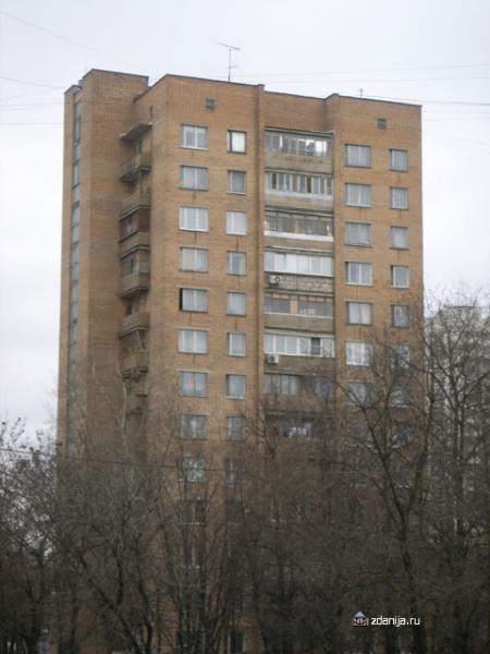 ул. Трофимова дом 28, корп. 1, г. Москва ( Смирновская башня )