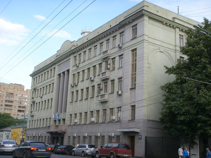ул. Таганская, дом 34, Москва