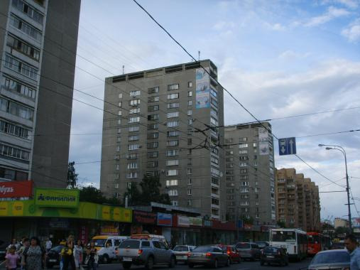 ул. Таганская, г. Москва