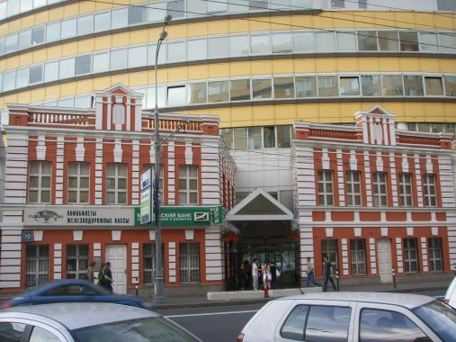 ул. Таганская, дом 19, г. Москва