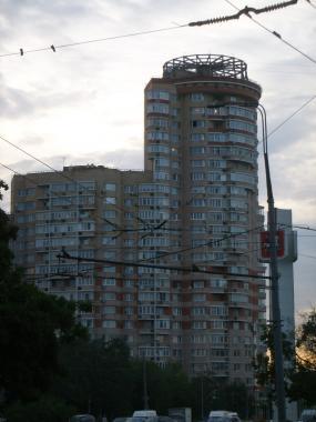 ул. Высокая дом 21, г. Москва