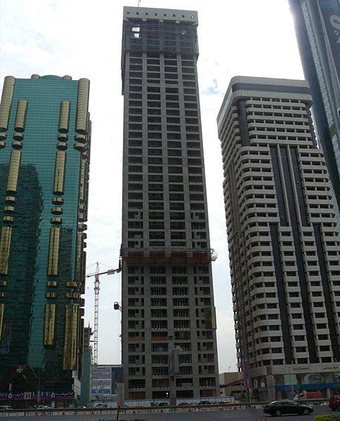 Ахмед Абдул Рахим Аль Аттар тауэр ( Ahmed Abdul Rahim Al Attar Tower ) ОАЭ Дубай