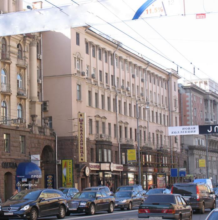ул. Тверская, дом 27