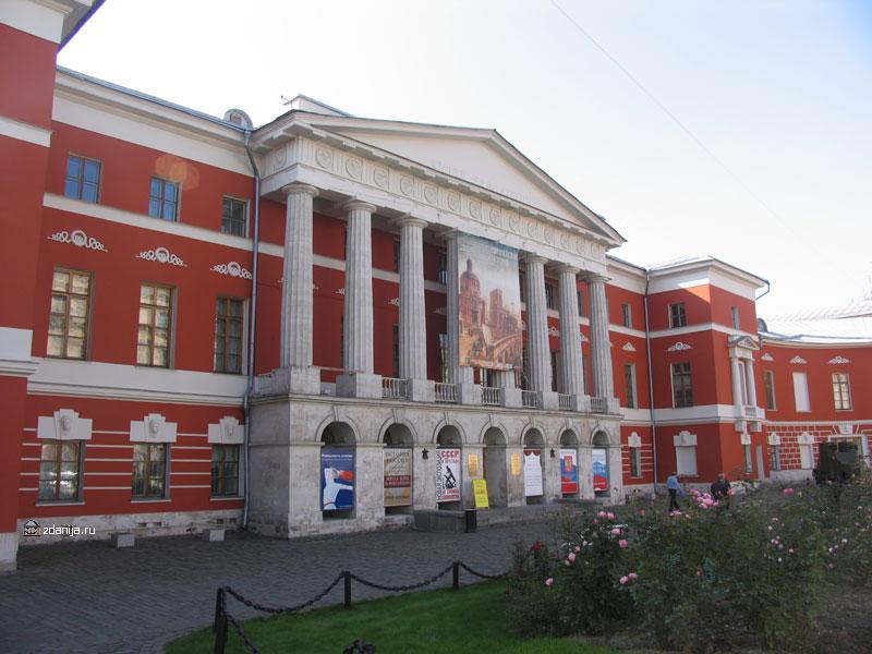 улица Тверская, дом 21