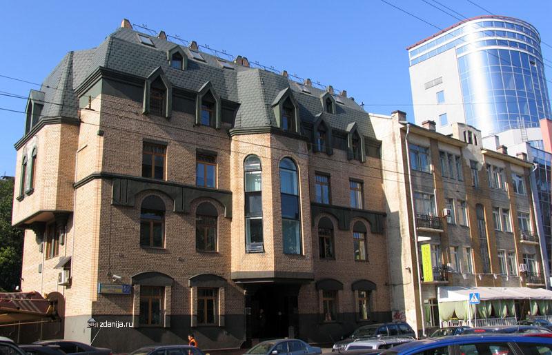 дом по ул. Больша Грузинская 59