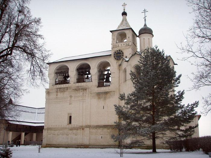 Звонница ( XVII века )  Спасо-Евфимиева монастыря