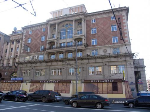 москва тверская ул. дом 31