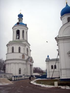звонница - Свято-Боголюбский монастырь