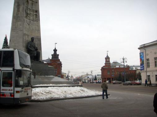 площадь г. Владимир