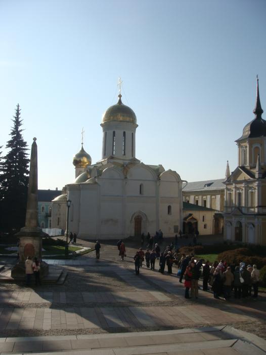 Троицкий собор Свято-Троицкой Сергиевой Лавры