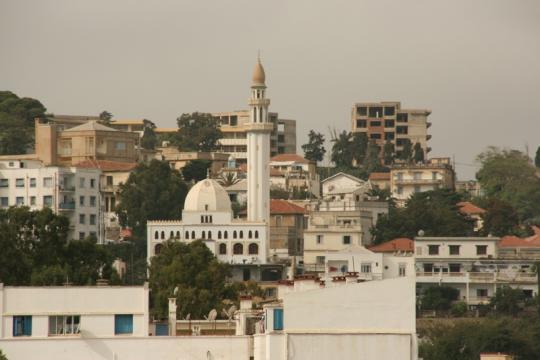 дома Алжира