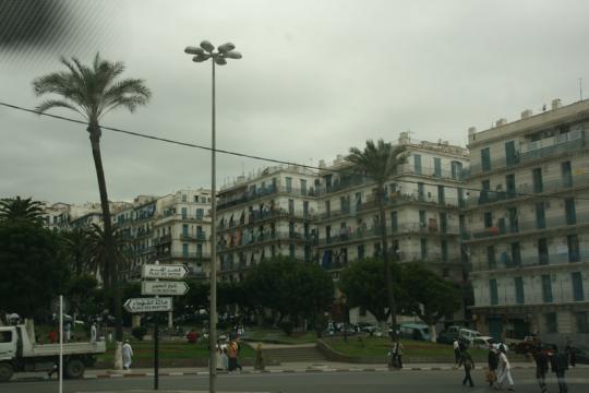 алжирские улицы