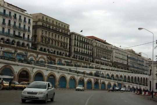 улицы Алжира