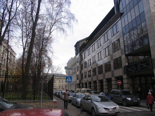 большой Гнездиковский переулок