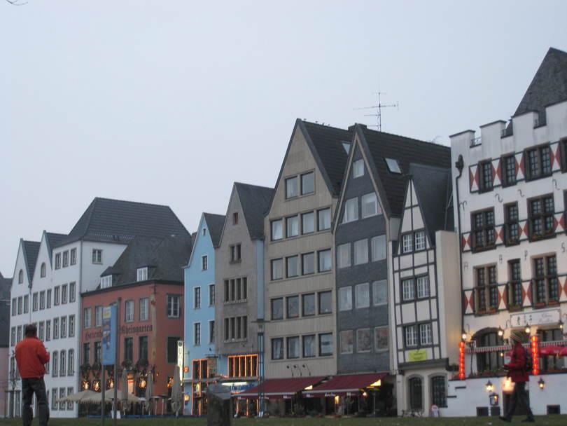 улица в Кёльне
