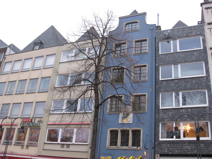 жилые дома в Кёльне