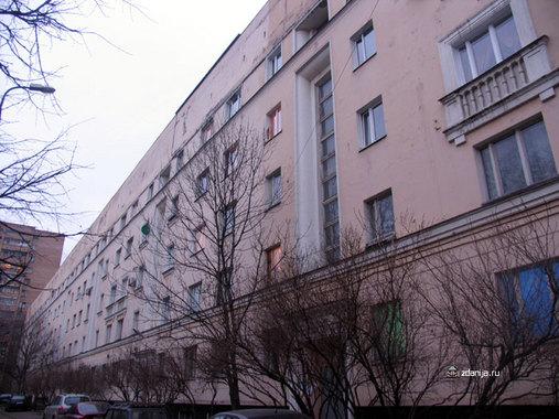 старый дом по ул Шухова