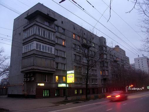 Москва, Мытная ул. дом 48