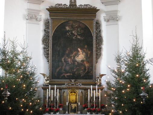 в церкви Святого Максимилиана