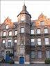 позднеготическая ратуша с элементами стиля ренессанс, построенная по голландским и бельгийским образцам