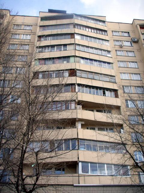 балконы дома серии ii-68-02