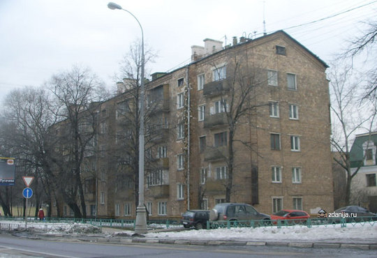 жилой дом серии II-28