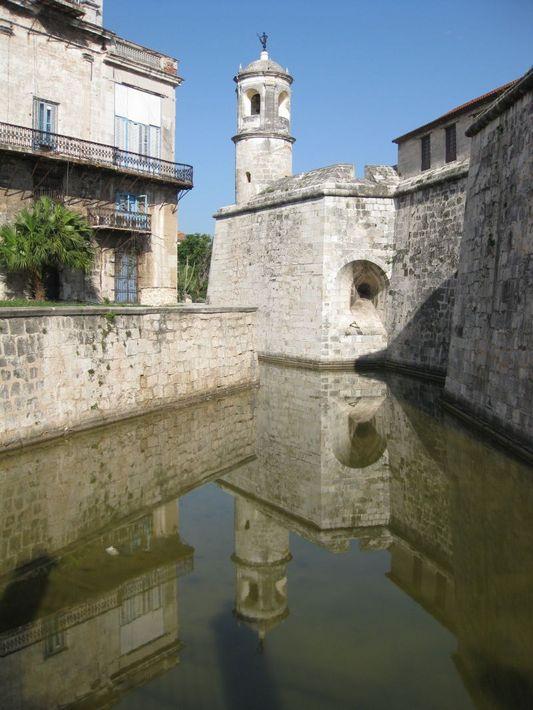 крепость реаль де фуэрса, самая старая крепость в гаване