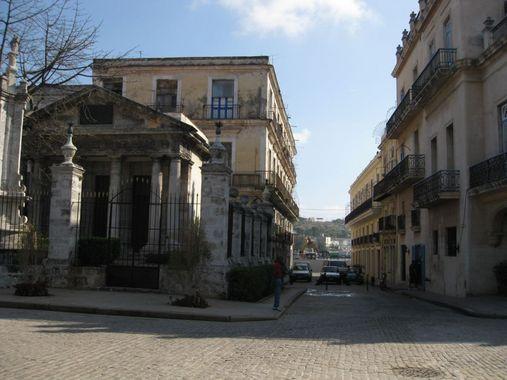 улица старой гаваны