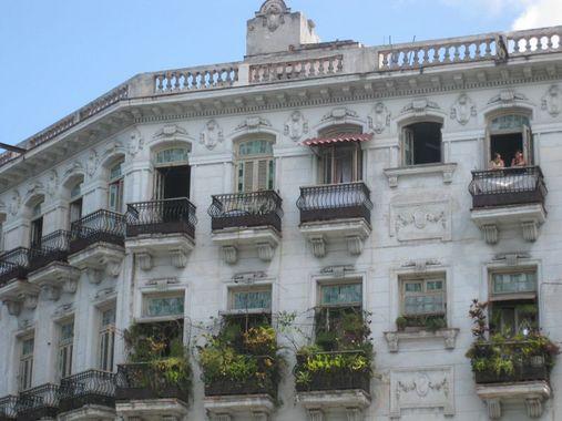 балкончики