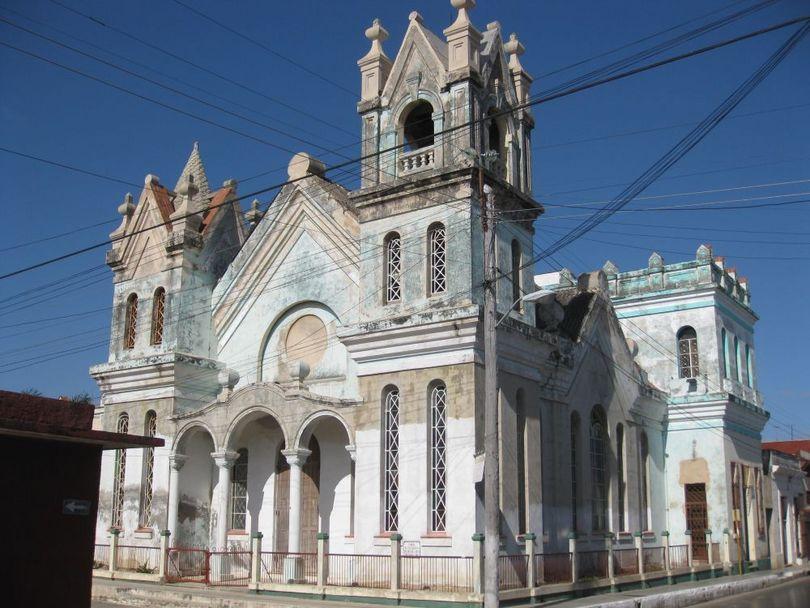 первая баптистская церковь в карданасе