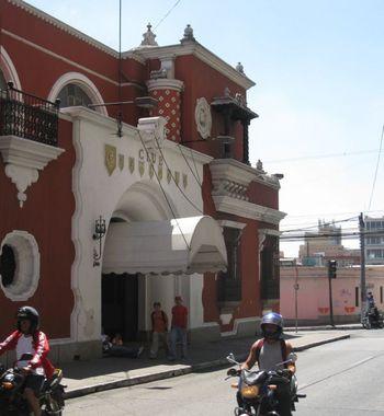 club guatemala