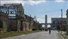 разрушенный завод по переработке тростникового сахара