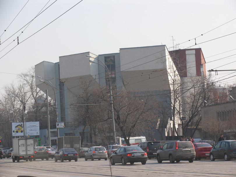 Дворец культуры им. И.В.Русакова