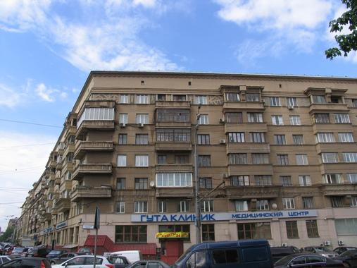 Москва, Оружейный переулок, дом 27