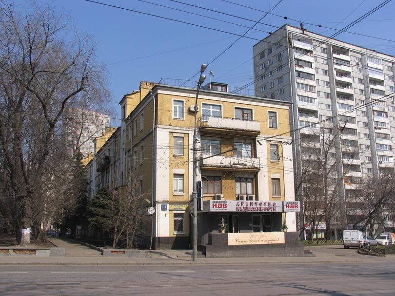 ул. Стромынка дом 11