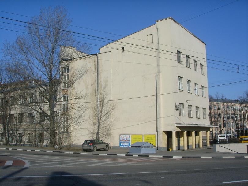 город Москва, Автозаводская ул. дом 1